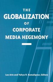 Cover of: The Globalization of Corporate Media Hegemony (Suny Series in Global Media Studies) |
