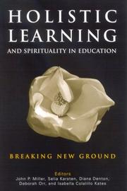 Cover of: Holistic Learning And Spirituality In Education |