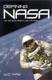 Cover of: Defining NASA