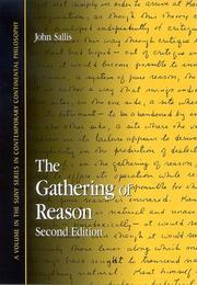 Cover of: The gathering of reason