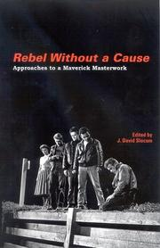 Cover of: Rebel Without a Cause