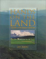 Cover of: Hands on the Land