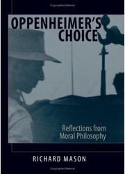 Cover of: Oppenheimer's choice