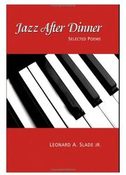 Cover of: Jazz After Dinner | Leonard A. Slade