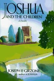 Cover of: Joshua and the children: a parable