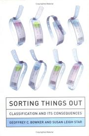 Cover of: Sorting things out
