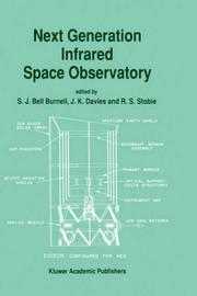 Cover of: Next generation infrared space observatory |