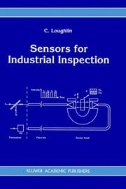 Cover of: Sensors for industrial inspection | C. Loughlin