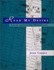 Cover of: Read my desire