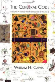 Cover of: cerebral code | William H. Calvin