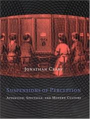 Cover of: Suspensions of perception