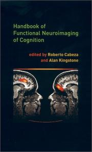 Cover of: Handbook of Functional Neuroimaging of Cognition by