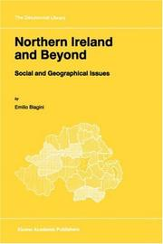 Cover of: Northern Ireland and beyond