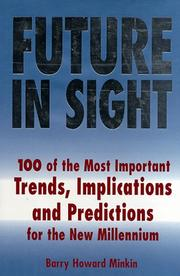 Cover of: Future in Sight
