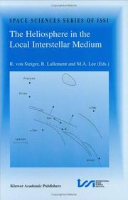Cover of: The heliosphere in the local interstellar medium