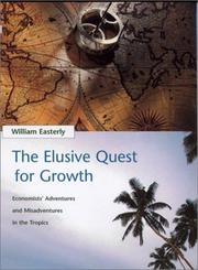 Cover of: The elusive quest for growth