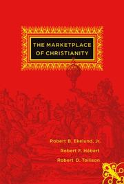 Cover of: The Marketplace of Christianity | Robert B., Jr. Ekelund