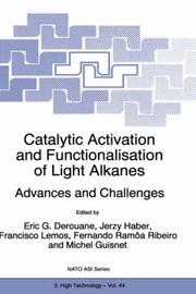 Cover of: Advances and challenges