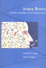 Cover of: Judging science