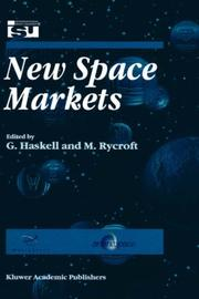 Cover of: New space markets |