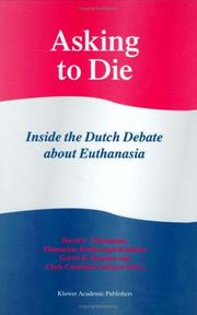 Cover of: Asking to die by