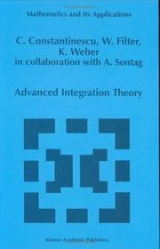 Cover of: Advanced integration theory