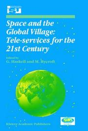 Cover of: Space and the global village