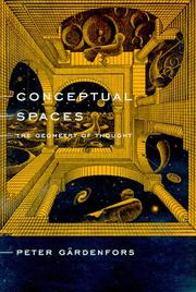 Cover of: Conceptual spaces