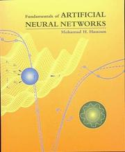 Cover of: Fundamentals of artificial neural networks | Mohamad H. Hassoun