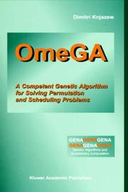 Cover of: OmeGA | Dimitri Knjazew
