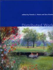 Cover of: Distributed Work |