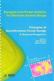 Principles of Asynchronous Circuit Design by