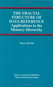 Cover of: The Fractal Structure of Data Reference: | Bruce McNutt