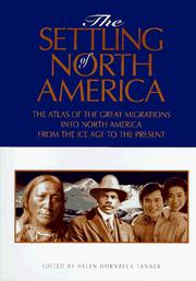 Cover of: The Settling of North America |