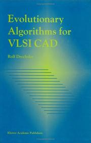 Cover of: Evolutionary algorithms for VLSI CAD