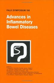 Cover of: Advances in inflammatory bowel diseases