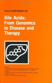Cover of: Bile Acids |