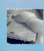 Cover of: Bachelors