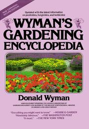 Cover of: Gardening encyclopedia