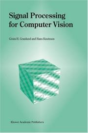Signal Processing for Computer Vision