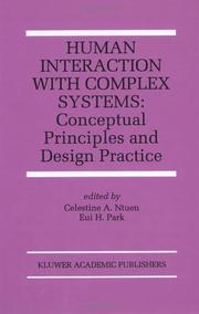 Cover of: Human interaction with complex systems