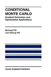 Cover of: Conditional Monte Carlo