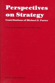 Cover of: Perspectives on Strategy |