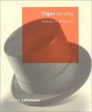 Cover of: Tigersprung | Ulrich Lehmann