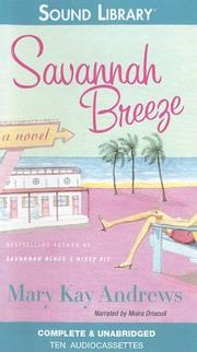 Cover of: Savannah Breeze | Mary Kay Andrews