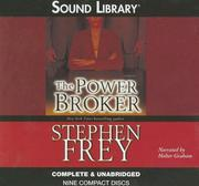 Cover of: The Power Broker (Sound Library)