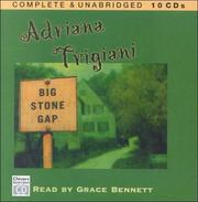 Cover of: Big Stone Gap
