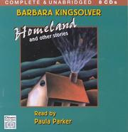 Cover of: Homeland and Other Stories (Chivers Sound Library American Collections (Audio)) | Barbara Kingsolver