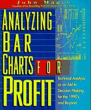 Cover of: Analyzing Bar Charts for Profit