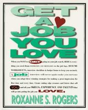 Cover of: Get a job you love